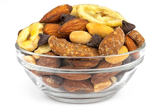 Chocolate Banana Bash Trail Mix