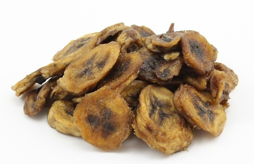 Organic Dried Bananas