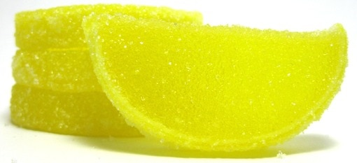 Lemon Fruit Slices
