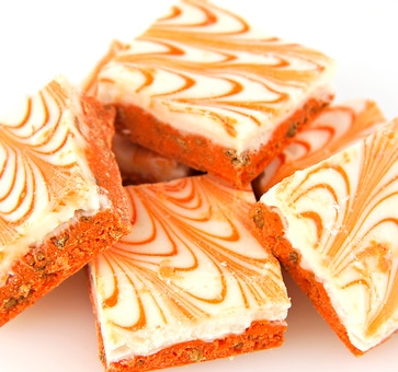 Pumpkin Spiced Swirl Bark