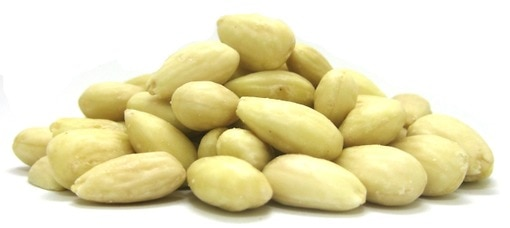 Organic Blanched Almonds