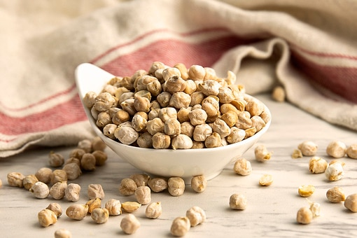 Organic Sprouted Chickpeas