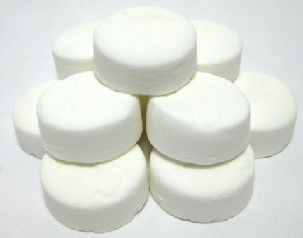 Mint Lozenges (White)