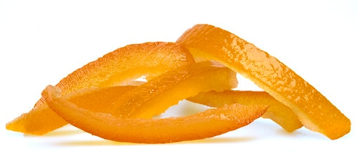 Glazed Orange Peel