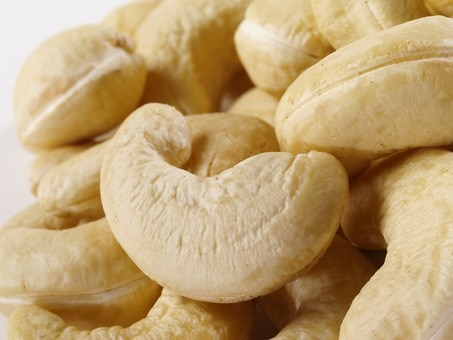 Organic Cashews (Raw)