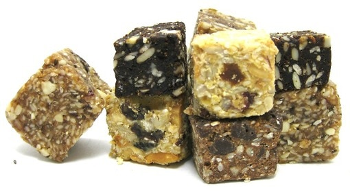 Organic Assorted Energy Squares