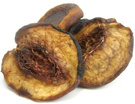 Organic Dried Nectarines