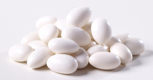 White Sugar Free Jordan Almonds Nuts Com
