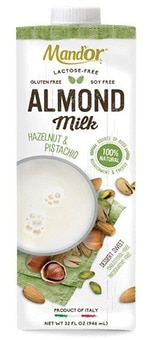 Hazelnut Pistachio Almond Milk