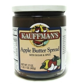 Apple Butter (With Sugar & Spice)