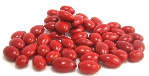 Chocolate Covered Sunflower Seeds (Red)