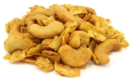 Thai Coconut Curry Cashews