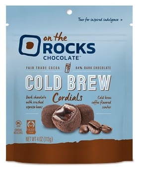 On The Rocks™ Cold Brew Coffee Cordials