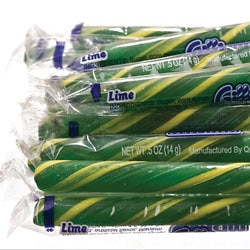 Lime Candy Sticks