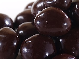 Organic Dark Chocolate Covered Cranberries