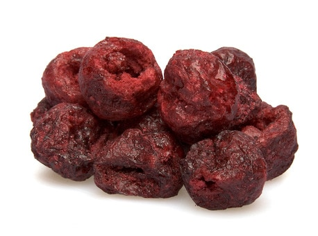 Freeze-Dried Cherries