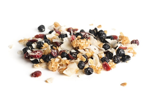 Red, White and Blue Granola