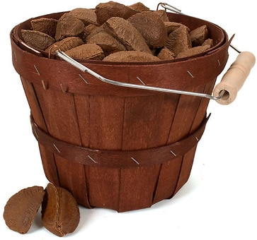 Bucket of Brazil Nuts