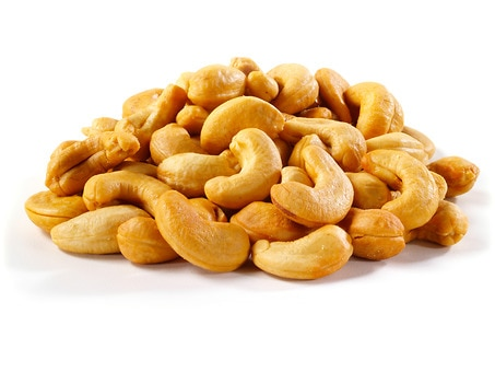 Organic Dry Roasted Cashews (Salted)