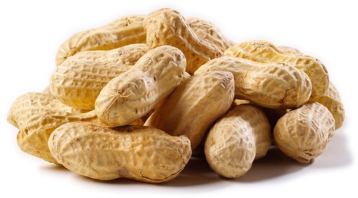 Jumbo Raw Peanuts (In Shell)