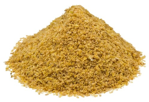 Ground Golden Flax