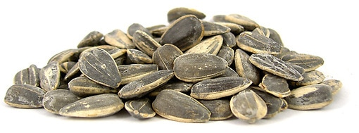 Roasted Sunflower Seeds (Salted, In Shell)