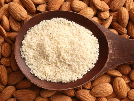 Blanched Organic Almond Flour Nuts Com