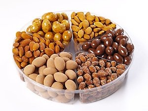 Almond Galore Tray