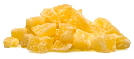 Dried Pineapple (Diced)