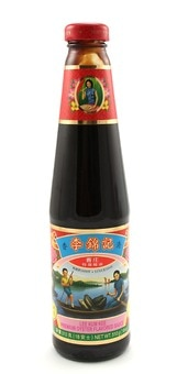 Asian oyster sauce