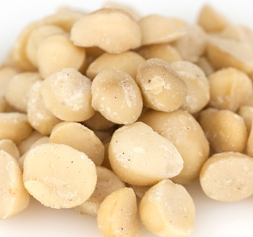 Dry Roasted Macadamia Nuts (Salted)