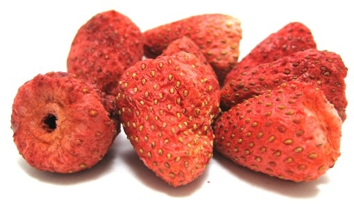 Freeze-Dried Whole Strawberries