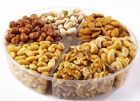 Nut Assortment Tray