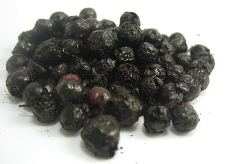 Freeze-Dried Elderberries