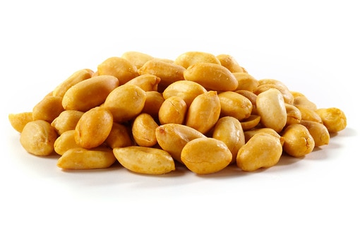 Roasted Super Jumbo Virginia Peanuts (Salted, No Shell)