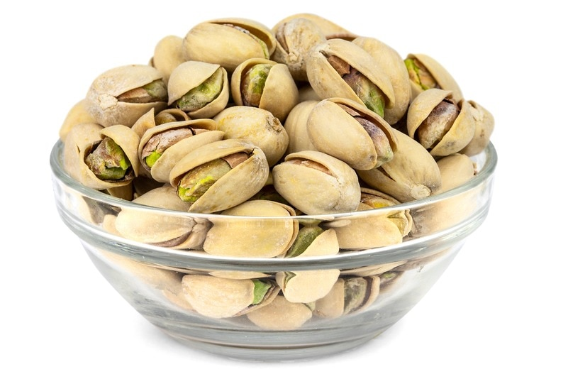 pistachios roasted nuts salted shell pistachio bulk