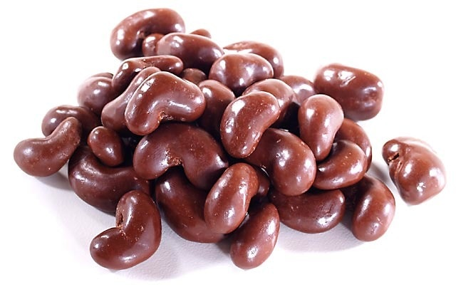 Milk Chocolate Covered Cashews Nuts By The Pound