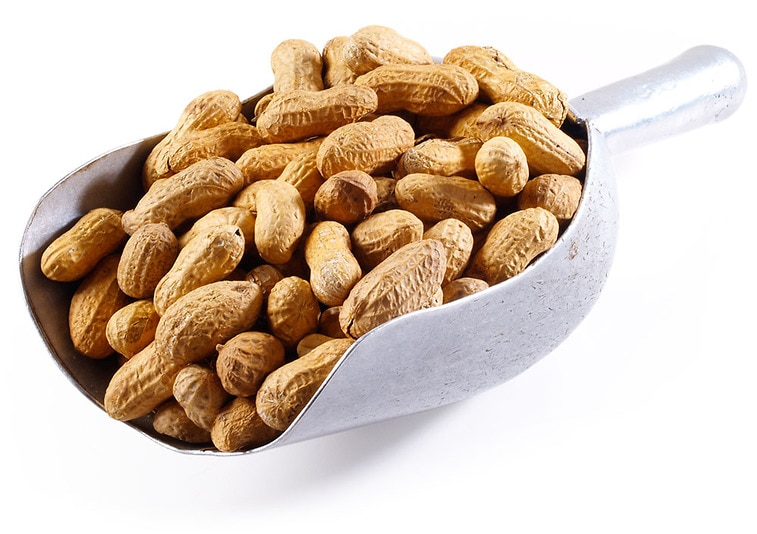 how to cook roasted peanuts