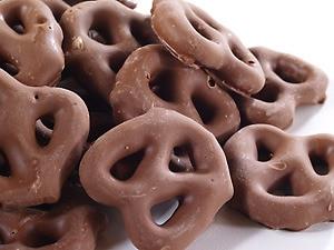 Chocolate Pretzels - Chocolate Covered Pretzels - Nuts.com