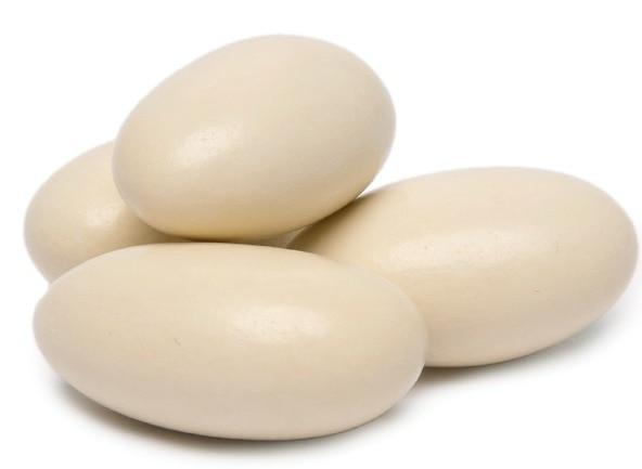 jordan almonds ivory