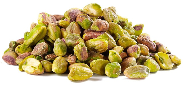 Raw pistachio
