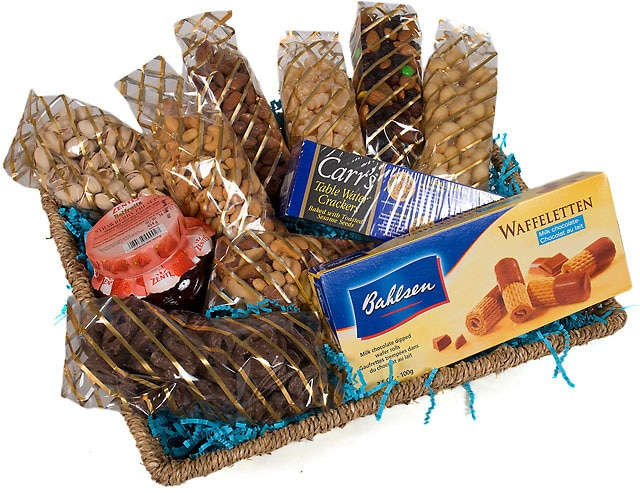 Supreme gift basket gift baskets gifts nuts supreme gift basket negle Image collections