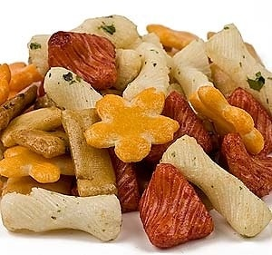 Chinese rice crackers good for you