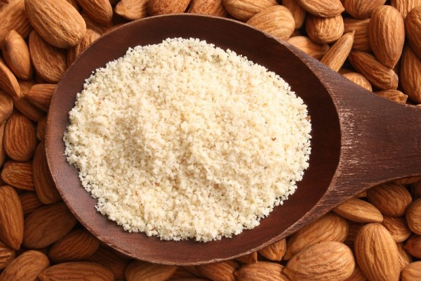 Almond meal or almond flour