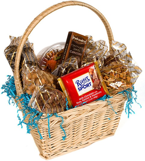Just for you gift basket gift baskets gifts nuts gift basket item zoom negle Image collections