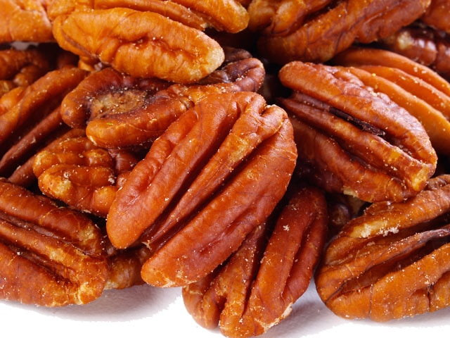 Salted Roasted Pecans By The Pound Nuts Com