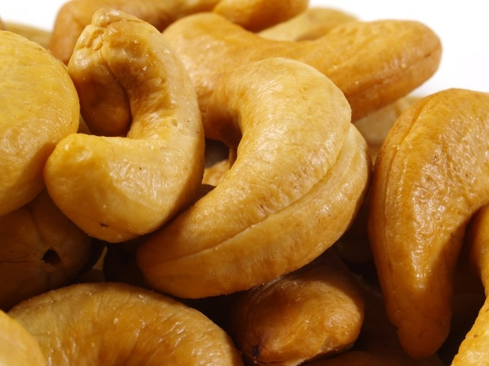 Roasted Cashews Unsalted By The Pound Nuts Com