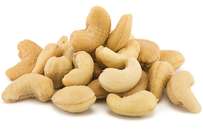 Roasted Cashews Salted
