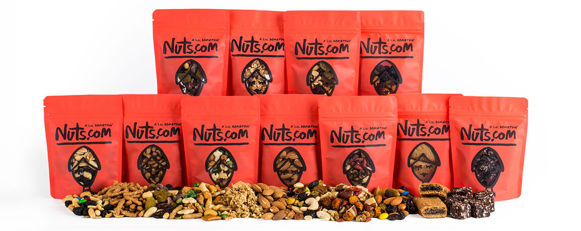 High-Protein Foods: Suggestions, Snacks & Recipes — Nuts com
