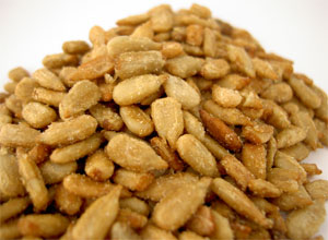 Honey Roasted Sunflower Seeds